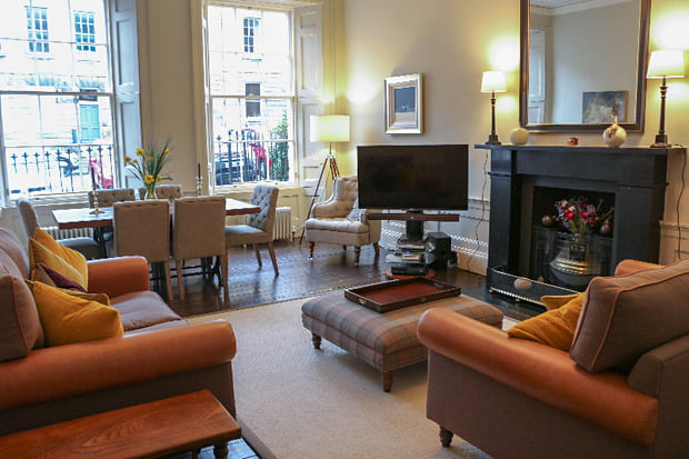 Best Places to Stay - Edinburgh Festival