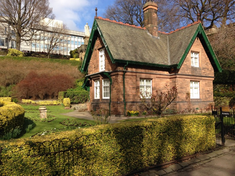 Gardener's Lodge Edinburgh