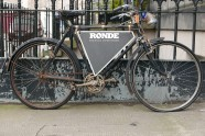 Ronde Bicycle Cafe and Shop Edinburgh