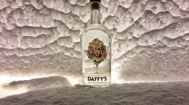 Daffy's Snow Cave Gin