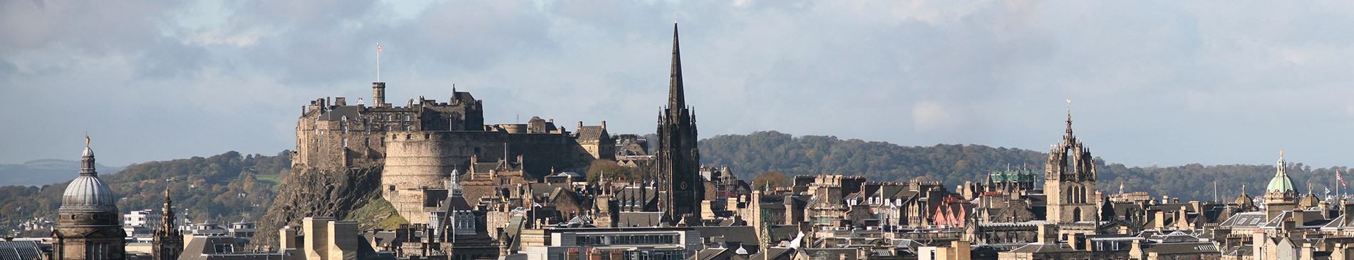 Edinburgh voted second favourite city in the World