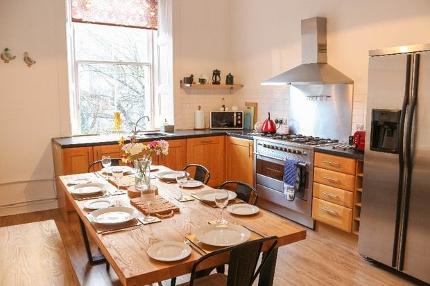 self catering accommodation edinburgh
